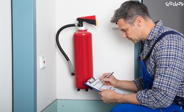 موارد ابطال قرارداد بیمه آتش سوزی
