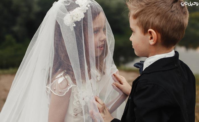 عواقب کودک همسری