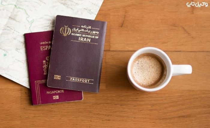 چگونگی اخذ پاسپورت و تمدید آن