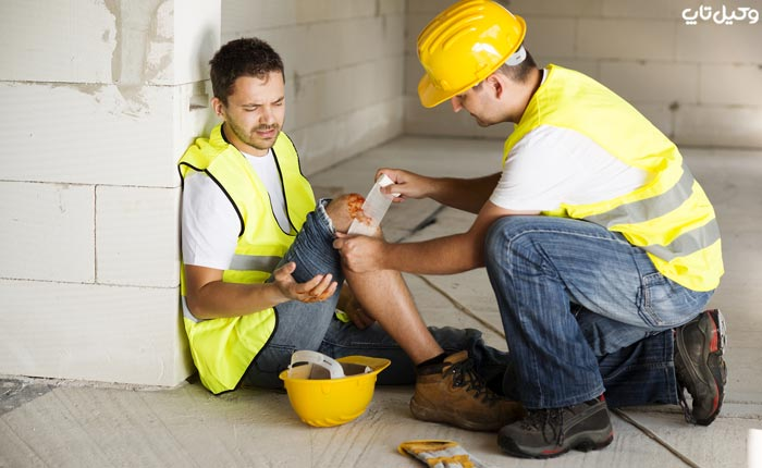 قانون بيمه اجباري كارگران ساختماني