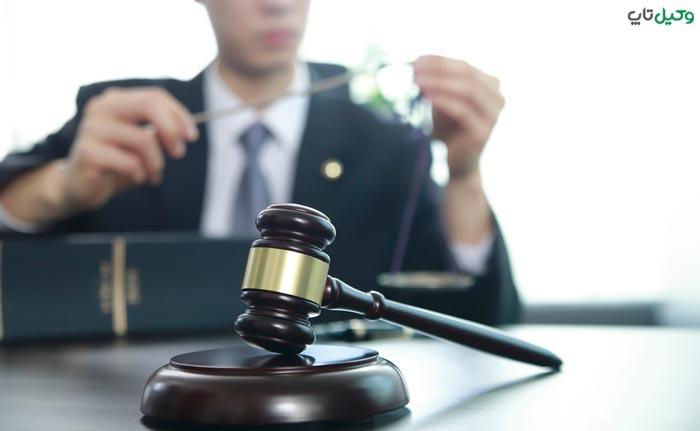 دادگاه برای دعوای ممانعت از حق